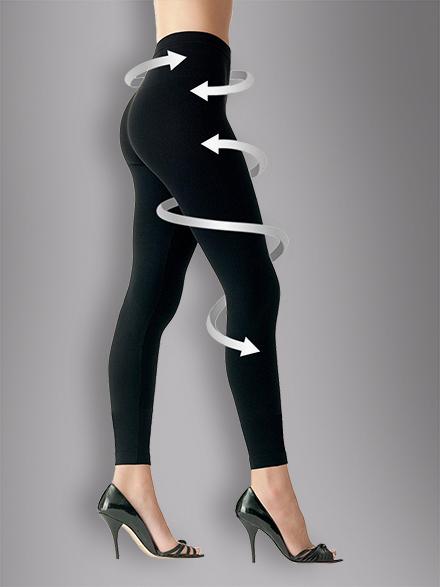 Anti-Cellulite Shapewear / Slimming Leggings