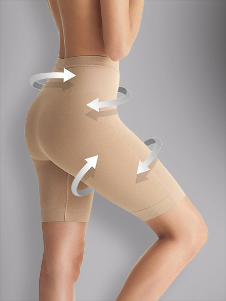 Anti-Cellulite Shapewear / Matala vyötärö